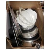 Pans, Baking Dishes, Misc