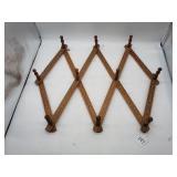 Wooden Folding Clothes Hanger