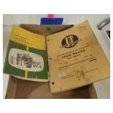John Deere Cultivator Manual & Shop Manual