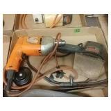 Skil Sander & Black & Decker Drill Both Work