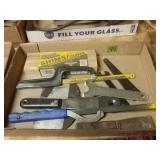 Shims, Saws, Misc.