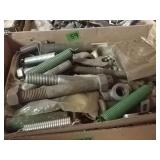 Springs, Large Bolts, Misc