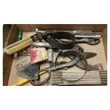 Oil Filter Wrench, Snips, More