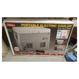 Coleman Portable Electric Cooler New in box