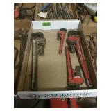 Adjustable Wrench Lot