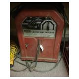 Lincoln Electric A/C D/C Arc Welder Works