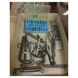 Allen Wrenches Level Bits