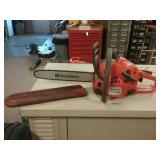 Husqvarna 235 Chainsaw Works