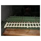 Display Fencing Wood, 8 pc,