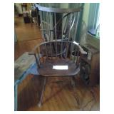 Windsor Chair Damaged
