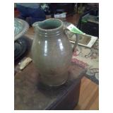 Antique Stoneware Pitcher