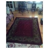 Antique Carriage Blanket