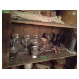 Miscellaneous Lot Shelf