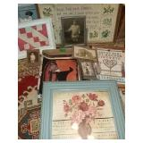Assorted Pictures And Frames