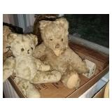 Jointed Bears, Wooden Decorations