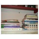 Craft And Gardening Book Lots