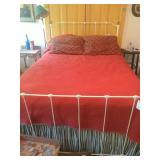 Standard/full Size Iron Rod Bed