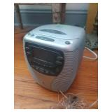 Zenith Radio Clock With Cd Player