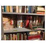 Shelf Lot Of Books