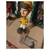 Laffit Pincay Jr. Bobblehead Jockey And