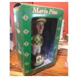 Mario Pino Bobble Head Jockey New In Box