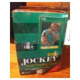 1991 Jockey Guild Trading Cards