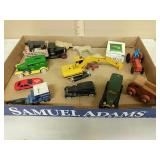 Lot of miscellaneous toys, 1/64 scale mostly