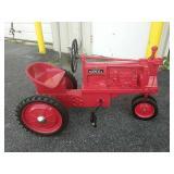 McCormick Deering Farmall F20 pedal tractor