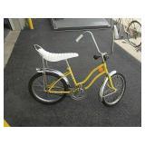 1973 John Deere banana seat bicycle