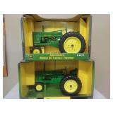 1/16  John Deere Model 50 & 60 Tractors
