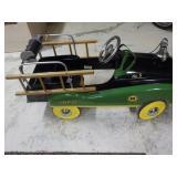 John Deere Firetruck Pedal Car #5
