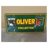Oliver Collector Tag