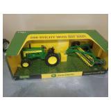 1/16 John Deere 330 Utility With Hay Rake