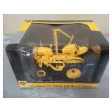 """1/16 John Deere """"LI"""" Tractor w/7-D Mower"""