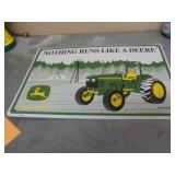 Sign – Nothing Runs Like a Deere