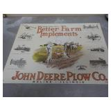 Sign – Better Farm Implements John Deere