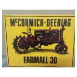 Sign – McCormick Deering Farmall 14x11