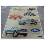Sign – Ford Eighty Years