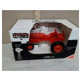 Allis Chalmers 1/16 scale tractor in box