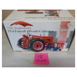 1/16 1954 Farmall 400 with cultivator 50th