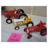 3 1/16 International tractors