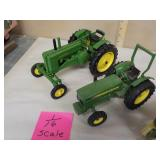 3 1/16 John Deere tractors