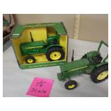 1/16 John Deere 950 and subcompact tractor