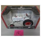1/16 Farmall C white demonstrator tractor