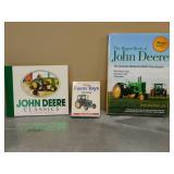 3- John Deere Books