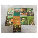 Ertl Toy Pkt Catalogs- 91 92 97 00 01 03 04 06