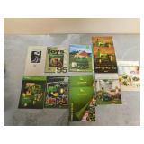 Ertl Toy Pkt Catalogs- 86 95 02 03 04 05 06 10 14
