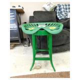 Cast Iron Seat Stool - Custom Piece