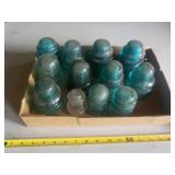 Box of 12 Insulators