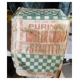Purina Cloth Bag